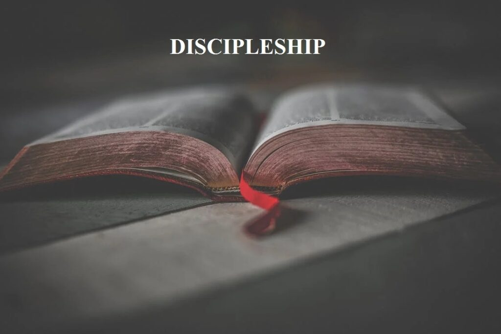 What is Christian discipleship